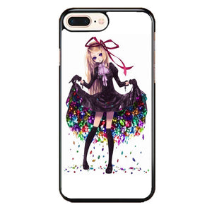 Anime Dress Girl iPhone 8 Plus Case | Frostedcase