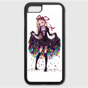 Anime Dress Girl iPhone 7 Case | Frostedcase