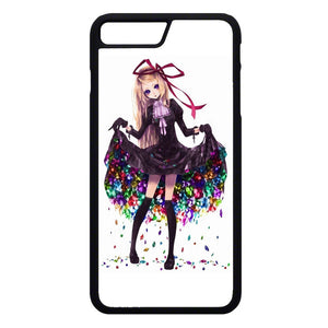 Anime Dress Girl iPhone 7 Plus Case | Frostedcase