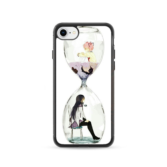 Anime Girl iPhone 8 Case | Frostedcase