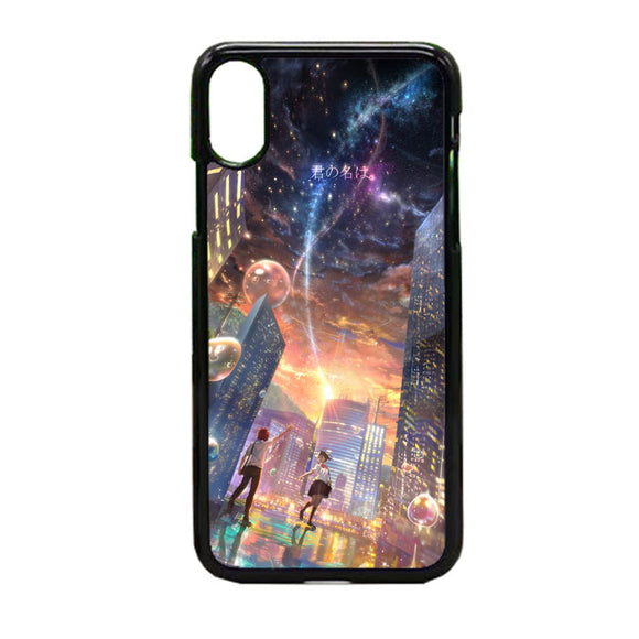 Anime iPhone X Case | Frostedcase