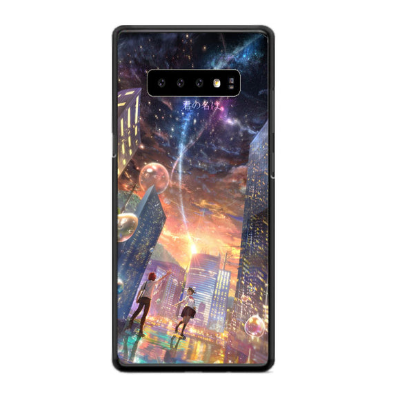 Anime Samsung Galaxy S10 Case | Frostedcase