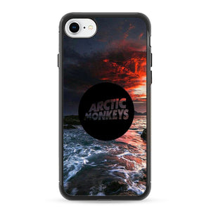 Arctic Monkeys Beach iPhone 8 Case | Frostedcase