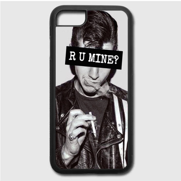 Arctic Monkeys Ru Mine iPhone 7 Case | Frostedcase