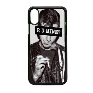 Arctic Monkeys Ru Mine iPhone X Case | Frostedcase