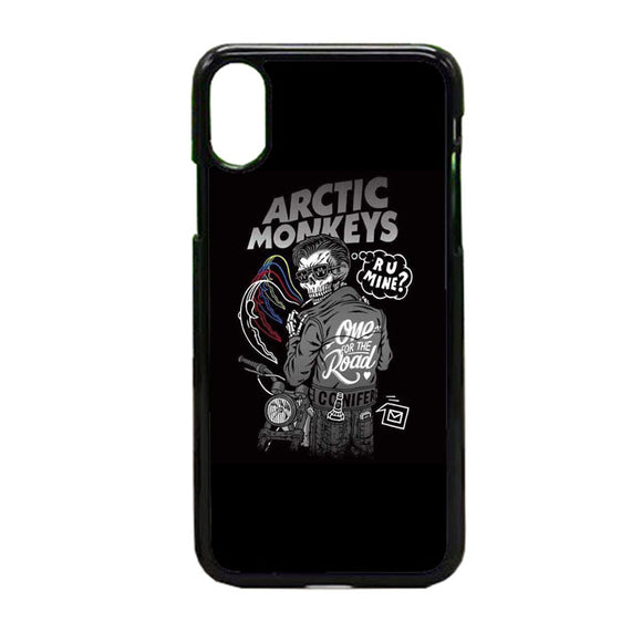 Arctic Monkeys iPhone X Case | Frostedcase