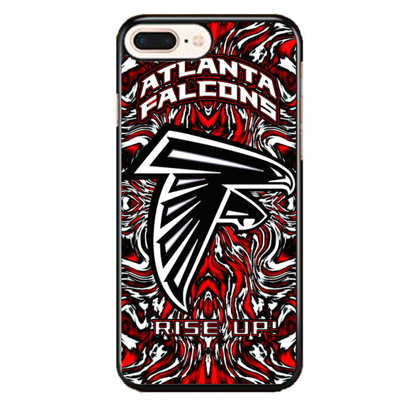 Atlanta Falcons iPhone 8 Plus Case | Frostedcase
