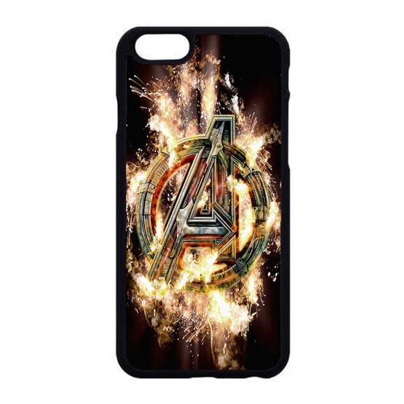 Avengers Infinity War In Fire iPhone 6|6S Case | Frostedcase