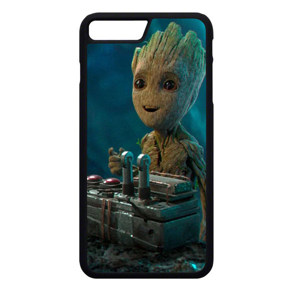Baby Groot Guardians Of The Galaxy iPhone 7 Plus Case | Frostedcase