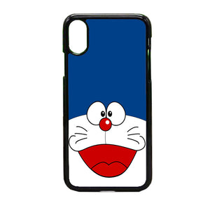 Back Doraemon iPhone X Case | Frostedcase