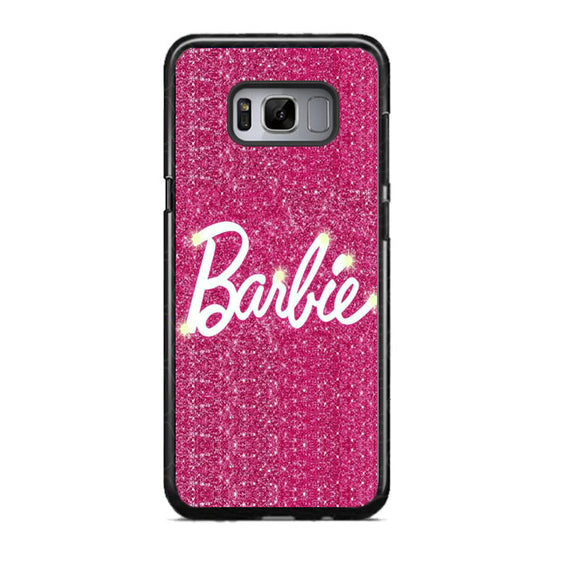Barbie Simbolo Samsung Galaxy S8 Case | Frostedcase
