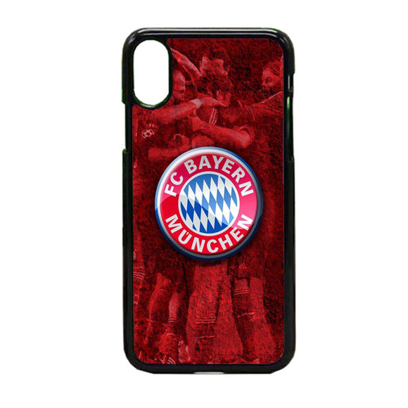 Bayer Munchen iPhone X Case | Frostedcase