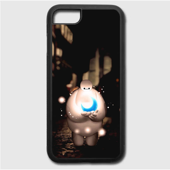 Baymax In The Night iPhone 7 Case | Frostedcase