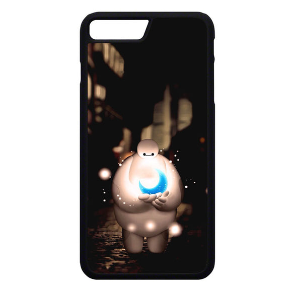 Baymax In The Night iPhone 7 Plus Case | Frostedcase