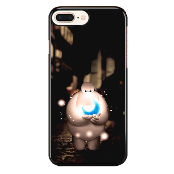 Baymax In The Night iPhone 8 Plus Case | Frostedcase