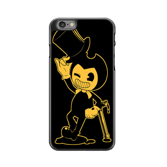 Bendy And The Ink Machine Mascot iPhone 6 Plus|6S Plus Case | Frostedcase