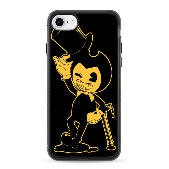 Bendy And The Ink Machine Mascot iPhone 7 Case | Frostedcase