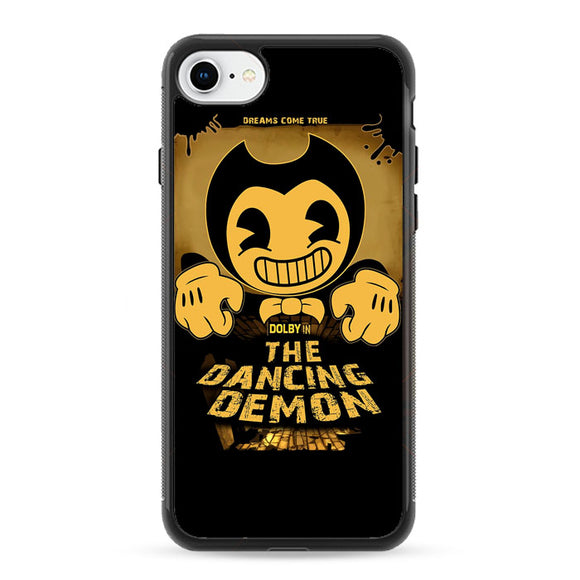 Bendy And The Ink Machine Posters iPhone 8 Case | Frostedcase
