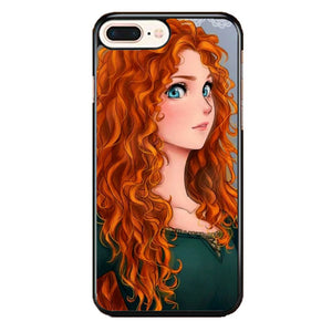 Best Brave Movie Merida iPhone 8 Plus Case | Frostedcase
