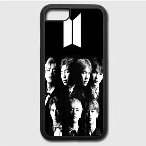 Best Of Bts iPhone 7 Case | Frostedcase
