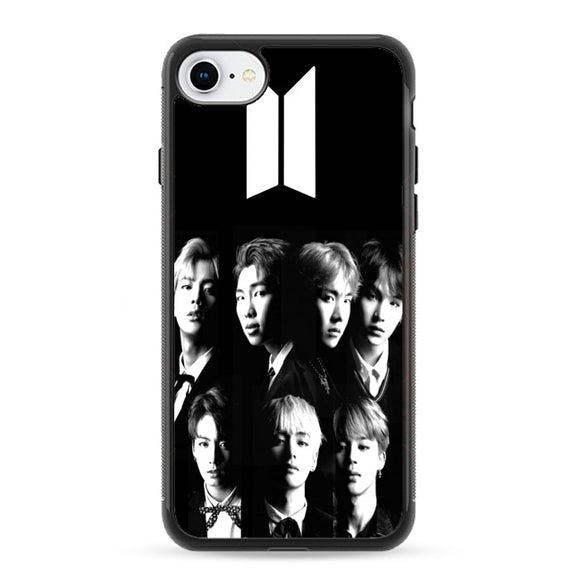 Best Of Bts iPhone 8 Case | Frostedcase