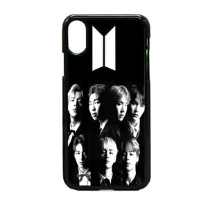 Best Of Bts iPhone X Case | Frostedcase