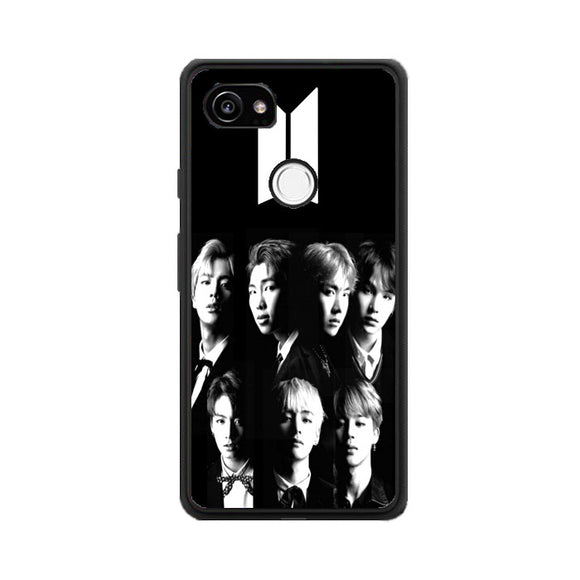 Best Of Bts Google Pixel 2 XL Case | Frostedcase