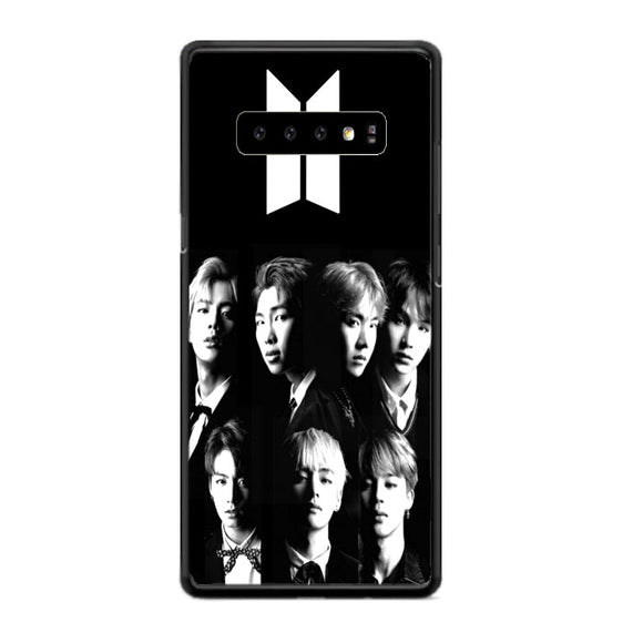 Best Of Bts Samsung Galaxy S10 Case | Frostedcase