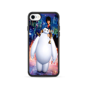 Big Hero 6 iPhone 8 Case | Frostedcase
