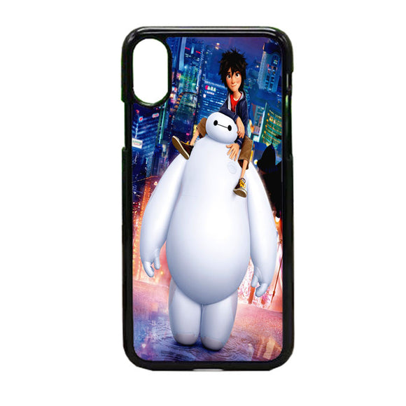 Big Hero 6 iPhone X Case | Frostedcase