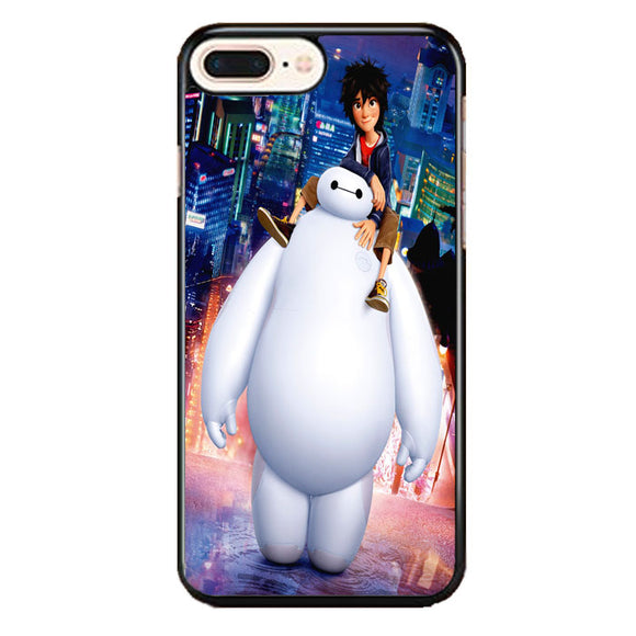 Big Hero 6 iPhone 8 Plus Case | Frostedcase