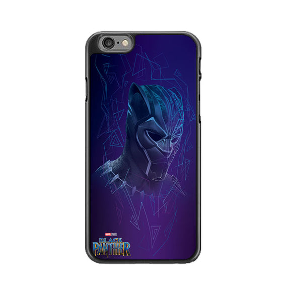 Black Panther Purple iPhone 6 Plus|6S Plus Case | Frostedcase