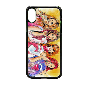 Blackpink Art iPhone X Case | Frostedcase