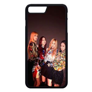 Blackpink Playing With Fire Poster iPhone 7 Plus Case | Frostedcase