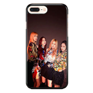 Blackpink Playing With Fire Poster iPhone 8 Plus Case | Frostedcase