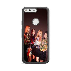 Blackpink Playing With Fire Poster Google Pixel Case Frostedcase