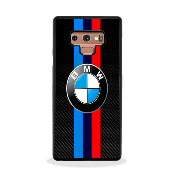 Bmw Logo 3 Stripe Samsung Galaxy Note 9 Case | Frostedcase