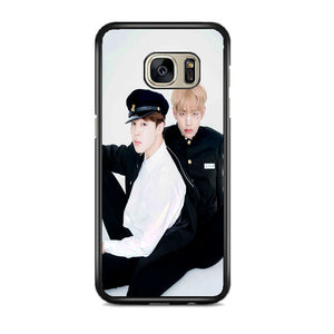 on sale 82cb0 c0ca2 Bts Samsung Galaxy S7 EDGE Case | Frostedcase