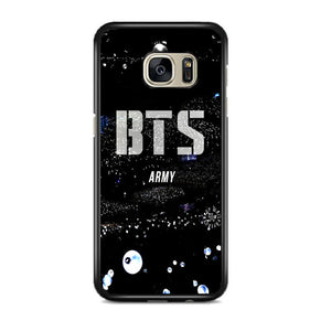 Bts Army Samsung Galaxy S7 Edge Case Frostedcase