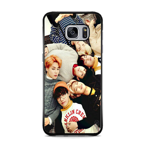 Bts Photo Session Samsung Galaxy S7 Case | Frostedcase