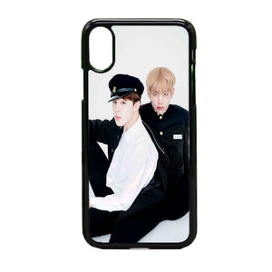 Bts iPhone X Case | Frostedcase