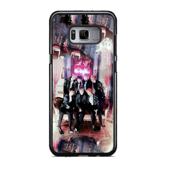 Bts Blood Sweat Tears Samsung Galaxy S8 Case | Frostedcase