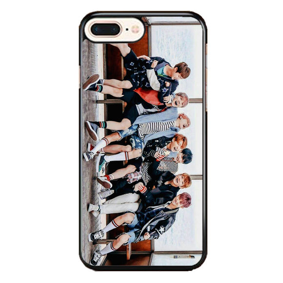 Btss iPhone 8 Plus Case | Frostedcase