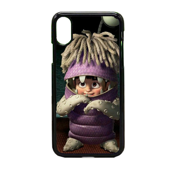 Buu Monster Inc iPhone X Case | Frostedcase