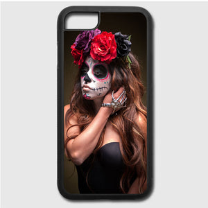 Calavera iPhone 7 Case | Frostedcase