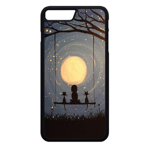 Canvas Painting For Beginners iPhone 7 Plus Case | Frostedcase