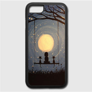 Canvas Painting For Beginners iPhone 7 Case | Frostedcase