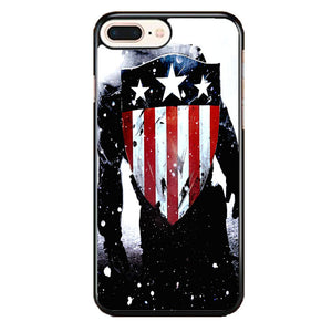 new concept 9c49a 11382 Captain America The First Avenger iPhone 8 Plus Case   Frostedcase