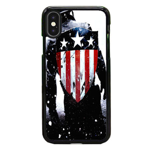 new arrival 6000a 2a758 Captain America The First Avenger iPhone XS Max Case | Frostedcase