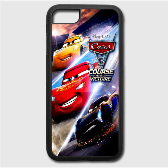 Cars 3 Course Ve5S La Victoire iPhone 7 Case | Frostedcase
